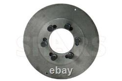 12 D1-6 Back Plate For 12 3 and 6 Jaw Zero-Set Lathe Chucks Need Machine D1 R