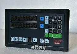 2 axis Digital Readout for Spherosyn Lathe or Milling Machine use DRO