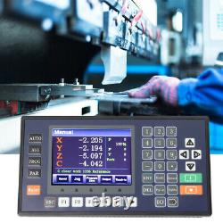 3.5 Inch LCD Display TC5540V CNC Controller For Lathe Mini Milling Machine New