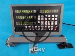 3-Axis DRO Digital Display Readout For Milling Lathe Machine SNS-3V New