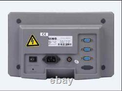 3-Axis Digital Readout DRO SINO SDS6-3V for Lathe Spark and Milling machine B M