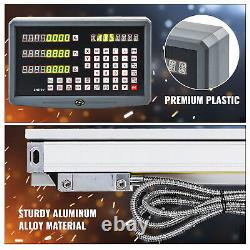 3 Axis Digital Readout Dro for Milling Lathe Machine with Procision Linear Scale