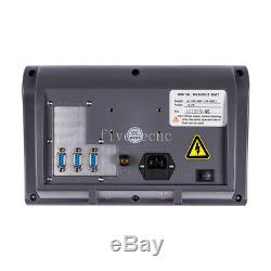 3 Axis LCD Dro Set Digital Readout and 3 PCS 5U Linear for Lathe Mill Machine