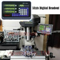 3Axis Digital Readout DRO Display Read Out for Milling Lathe Machine CNC