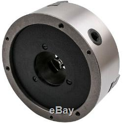 8 3 Jaw Self Centering Lathe Chuck Milling for CNC Drilling Milling Machine NEW