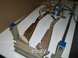 Ball and Claw Leg Duplicating Machine. Model One-A