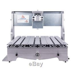 CNC 3040Z DIY Machine Frame for 3040 Engraving Router Lathe with Ball Screw