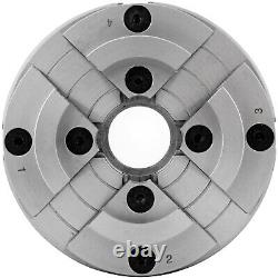 Chuck for 4 Jaw 5 Wood Lathe Chuck 2500RPM Machines with M33 Thread Holder