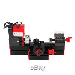 DC12V 3A 36W Mini Lathe Milling Machine Bench Drill Wood Engraving Power