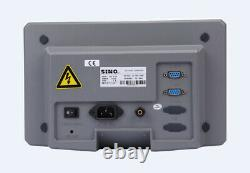 DRO 2-Axis Digital Readout SINO SDS6-2V For Mill Or Lathe Machine