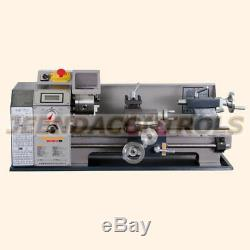 ECO WM210V-G Metal Lathe Brushless Motor Lathe Machine Stepless Variable Speed
