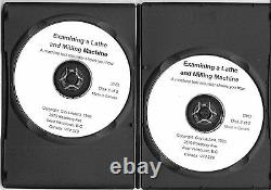 Examining a Lathe and Milling Machine DVD set, what to look for and avoid