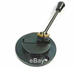 Lathe Machine Attachment- Turns Round Concave and Convex Metal-Wood Ball