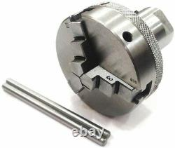 Lathe Spindle Adapter Connects 3/4 x 16 TPI Machine Spindle to M14 x 1 Threaded
