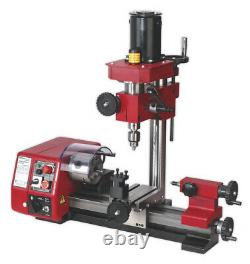 Mini Lathe & Drilling Machine From Sealey Sm2503 Syd