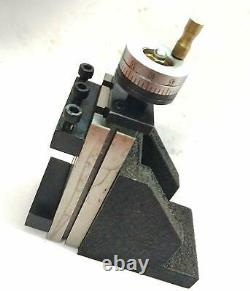 Mini Vertical Slide (90 x 50 mm) for instant Milling Operation on Lathe Machine