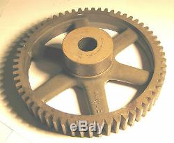 New 10+ Diameter Involute machine SPARE Lathe Parts gear 80 teeth 1-1/8 Hole
