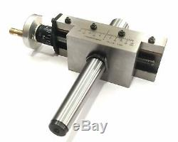 New Improved 3mt Taper Turning Attachment With Live Center For Lathe Machine