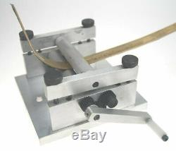 New Miniature Bending Rolling Machine From Chronos
