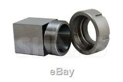OUT OF STOCK 90 DAYS Collet Block Holder for CNC Lathe Engraving Machine New