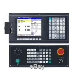 Popular 3 Axis CNC Controller for Turning & lathe machine, Support PLC, ATC