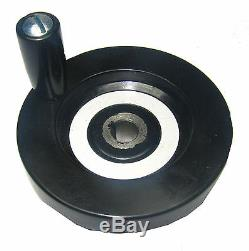 RDGTOOLS 100mm SMALL MACHINE HAND WHEEL / LATHE