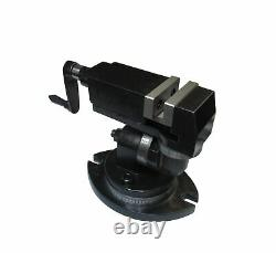 Rdgtools 2 Universal Movement Machine Vice Miling Lathes Drilling Grinding