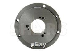 Shars 6 D1-3 Fully Machined Back Plate For 6 4 Jaw Independent Lathe Chuck New