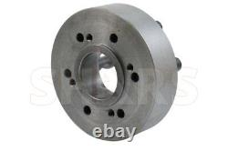 Shars 7.1 D1-5 Fully Machined Back Plate For 8 4 Jaw Independent Lathe Chuck R