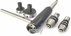 Threading & Tapping attachment-lathe tailstock die holder set Machine Tools
