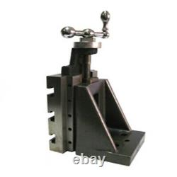 VERTICAL MILLING SLIDE 4 x 5 FIXED TYPE USED ON LATHE MACHINE