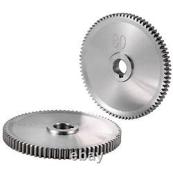 VEVOR 27PCS Metal Lathe Gears, Change Gear for Mini Lathes and Milling Machines