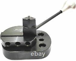 World's 1st Direct Fit Ball Turning Attachment For 7 x 14 Mini Lathe Machine